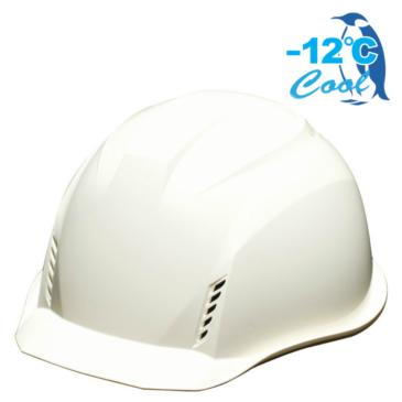 夏向け熱中症対策! 超軽量の作業用遮熱ヘルメット