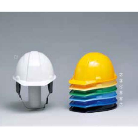 ヘルメット 安全 作業用 工事用 建築用 建設用 保護帽 電気工事対応 アメリカンキャップ DIC A-01K