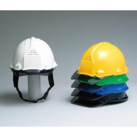 透明ひさし クリアバイザー ヘルメット 作業用 安全 工事用 保護帽 加賀産業 KAGA GS-33VK