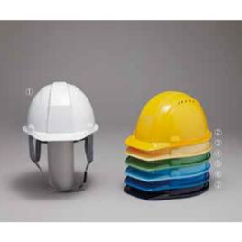 ヘルメット 工事用 作業用 建設用 建築用 現場用 高所用 安全 保護帽 345g 超軽量 DIC A-01VK