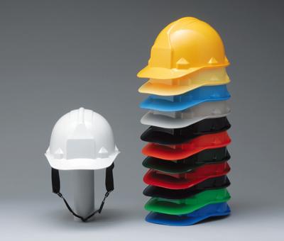 安全ヘルメット 作業用ヘルメット 工事用ヘルメット 名入れヘルメット 保護帽 加賀産業 加賀産業 GS-33K(FNⅡ-1F)