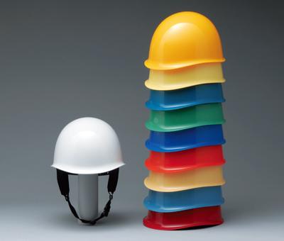 安全ヘルメット 作業用ヘルメット 工事用ヘルメット 名入れヘルメット 保護帽 加賀産業 GS-44K (MN-1L)