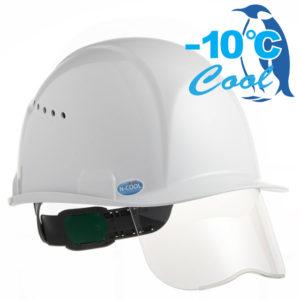 熱中症対策 住ベ SAXC-B-NCOOL 遮熱ヘルメット