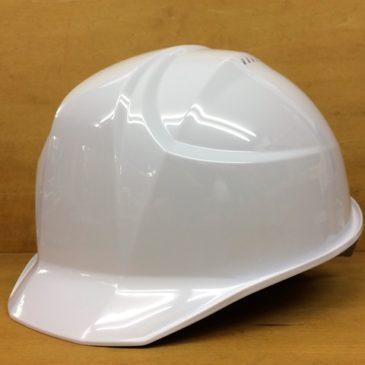 【フォトギャラリー】業界最軽量! 軽神ヘルメット【DIC AA17-V ホワイト】