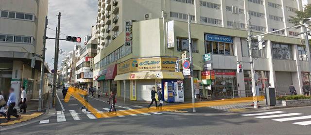 ストア情報 実店舗 道順 作業衣専門店 浜田