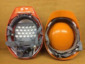 対決 比較 防災ヘルメット