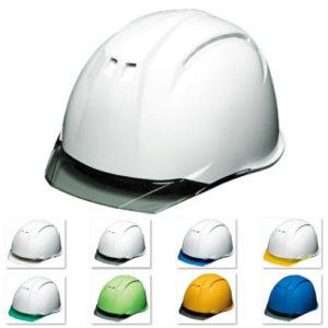 安全ヘルメット クリアバイザー DIC AP11C