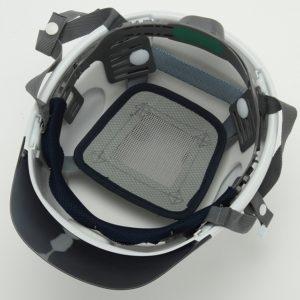 熱中症対策 遮熱 安全ヘルメット 透明バイザー 住ベ 安全ヘルメット 住ベ SAX2-A-NCOOL SX2内装