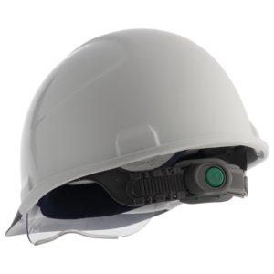 熱中症対策 遮熱ヘルメット シールド付き 住ベ SAX2S-A-NCOOL