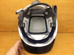 住べ SAX2-A-NCOOL Nクール遮熱練込み安全ヘルメット