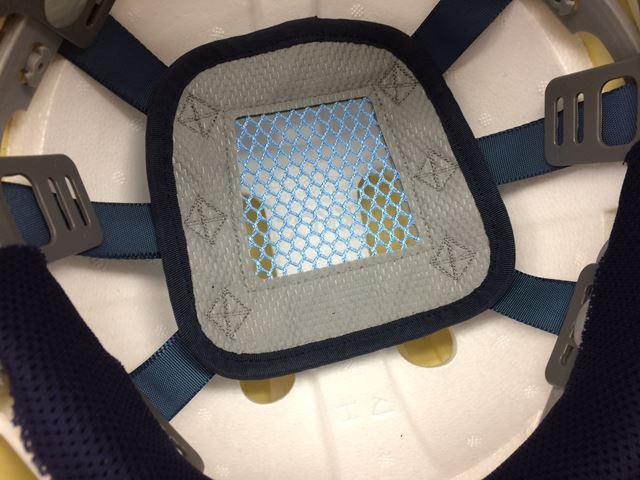 安全ヘルメット 名入れ加工 作業用ヘルメット 住べテクノプラスチック KKC3-Bフォトギャラリー