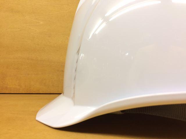 安全ヘルメット 名入れ加工 作業用ヘルメット 軽量 DIC AA16-FVKP フォトギャラリー