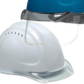 安全ヘルメット 作業用ヘルメット 保護帽 透明ひさし クリアバイザー シールド面 DIC SYAシリーズ カテゴリー