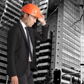 防災 災害 被災 ヘルメット 作業用 工事用 安全 保護帽 バナー