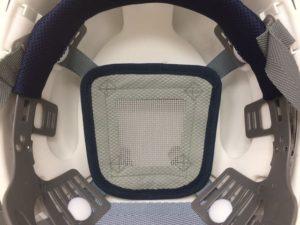 ヘルメット 作業用 安全 工事用 保護帽 透明ひさし クリアバイザー 住ベテクノプラスチック スミハット SAX2シリーズ