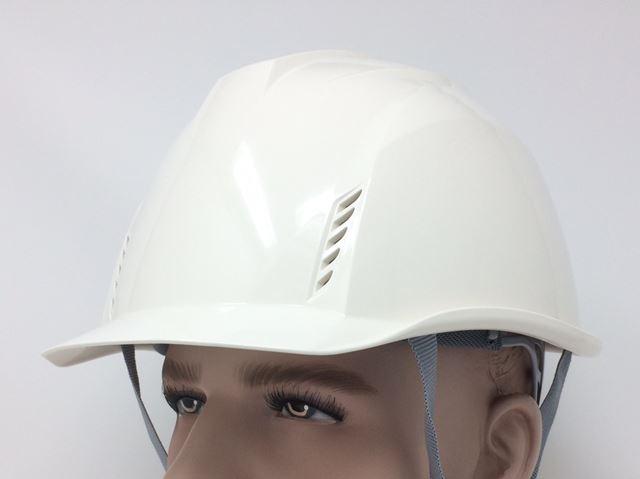 夏 熱中症対策 遮熱 ヘルメット 作業用 工事用 安全 保護帽