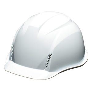 軽い 軽量 軽め ヘルメット 工事用 作業用 建設用 建築用 現場用 高所用 安全 保護帽 DIC AA16 白色